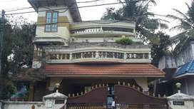 2 bedrooms hall kitchen house for rent in Trivandrum
