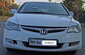 Honda Civic 1.8V Manual, 2008, CNG & Hybrids