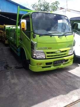 Truck hino long 4 roda 2013
