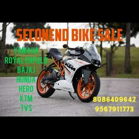 all seconend bikes available