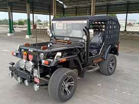 Sk moters jeep modified