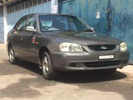 Hyundai Accent CNG, 2000, Petrol