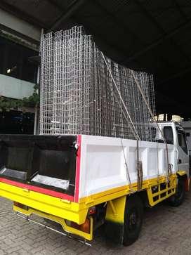 Distributor Pagar Besi BRC Ngawi