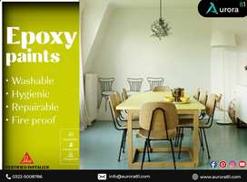 Make your Dream Home with Epoxy Paint