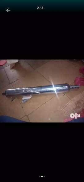 bullet silencer