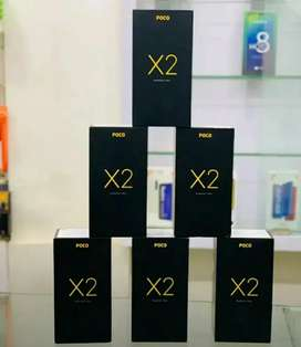 Poco X2 & Poco F1 Available Seal Pack With Bill, Fixed Price
