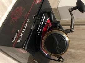 FS: Reel Penn Battle III seri 10000 SW + PE 8 Relix X 16 Samson