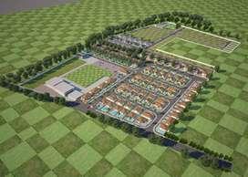 Strawberry Farm House Plot 700 Rs/SQFT
