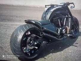 Harley Davidson Vrod modified
