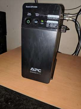APC UPS 600VA (360W)