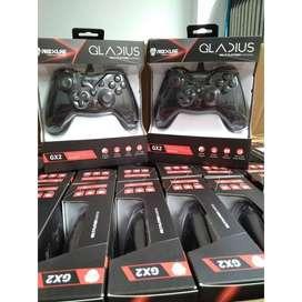 HOLDER GAMEPAD REXUS FOR GX1 Black