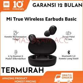 [ORIGINAL] Headset Mi True Wireless Earbuds Xiaomi AirDots Bluetooth