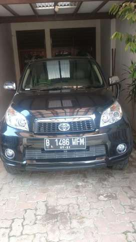 Toyota Rush G Luxury MT 2011