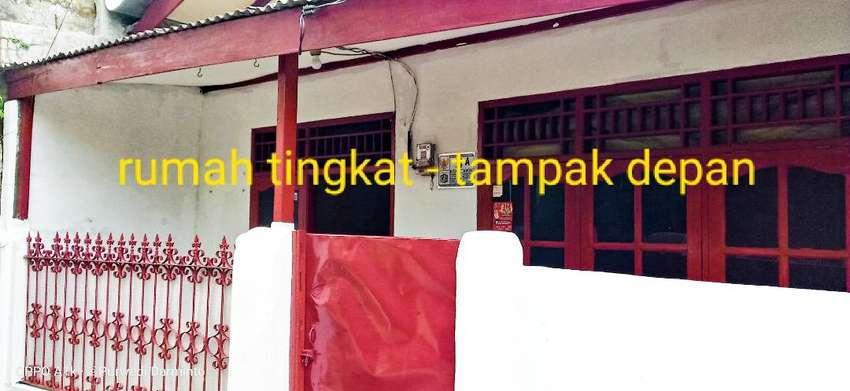 Kontrak Rumah 2 Lt (2 kamar tidur), Cipinang Muara Jakarta Timur 0