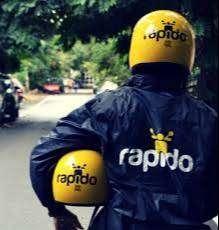 Rapido bike taxi -urgent jobs