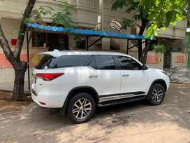 Toyota Fortuner 4x4 MT Limited Edition, 2018, Diesel