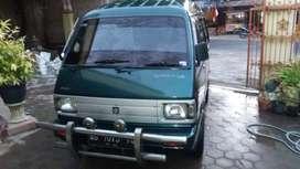 Carry Jumbo 2002 Mulus
