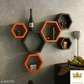 New Wall shelves