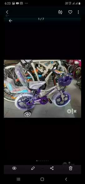 Kid cycle 3 to 5 yrs 99123343=01