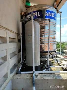 Filter air sumur tanah PDAM