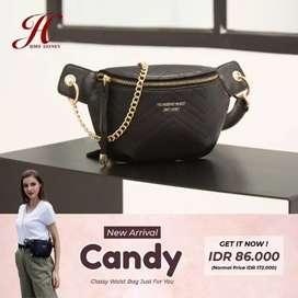 Waistbag candy jims honey