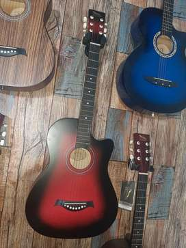 """New Acoustic Guitar 38""""Size"""