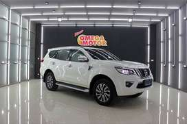 LIKE NEW KM 4RB NISSAN TERRA VL 2.5 2019