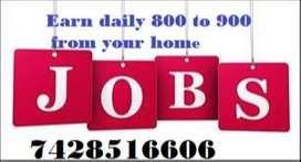 Student Required For Online Part Time and Home Based Works