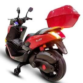 Motor Mainan Aki / Motor Mainan NMAX Bisa Dinaiki / PMB M588 Original