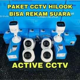 Jasa plus pasang camera cctv gratis pemasangan