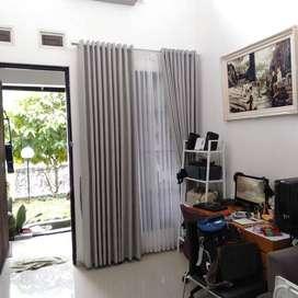Jual Gorden Gratis Ukur Ke Lokasi dan Pasang Wallpaper Hordeng KordenJ