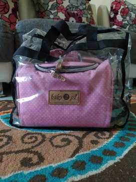 Cooler Bag - Baby to Go
