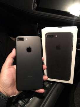 IPHONE 7+ 32 GB BLACK MATTE LIKE A NEW
