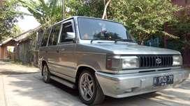 Kijang super karoseri rover th 1996 plat H pajak hidup siap pakai