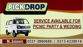 Pick and Drop Hiroof Available