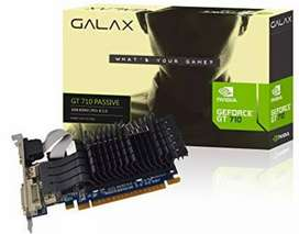Nvidia GT710 2gb graphic card