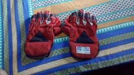 Wicket kepping gloves