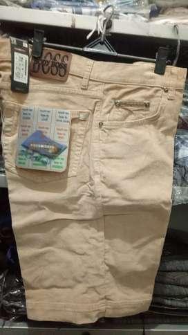 Celana corduroy pdk merk Boss