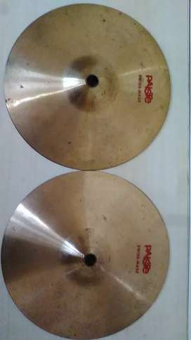 Dijual Cymbal Paiste Cup Chimes size 8 inch
