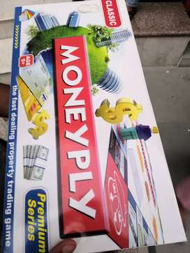 Money ply board game