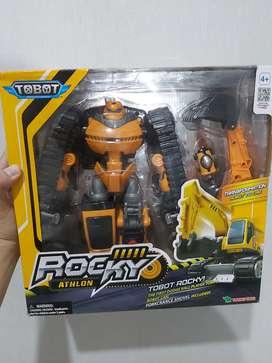 Mainan tobot original yong toys