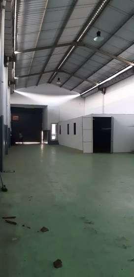 Disewakan Gudang +kantor Duta indah kapuk jakarta utara