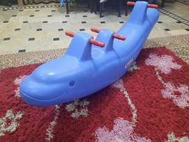 Dolphin Seesaw