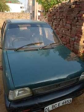 Maruti Suzuki 800 1999