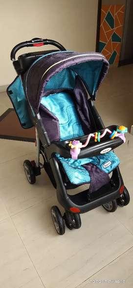 BABY CRADLE / PRAM BRAND NEW CONDITION