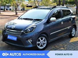 [OLX Autos] Toyota Agya 2014 TRD Sportivo 1.0 Bensin A/T #Power Auto