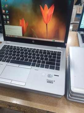 Laptop bekas hp elitebook 9470m core i5 - ram 8 gb