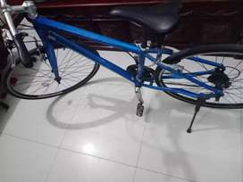 Imported bicycle MERIDA
