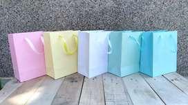 Paperbag warna warni