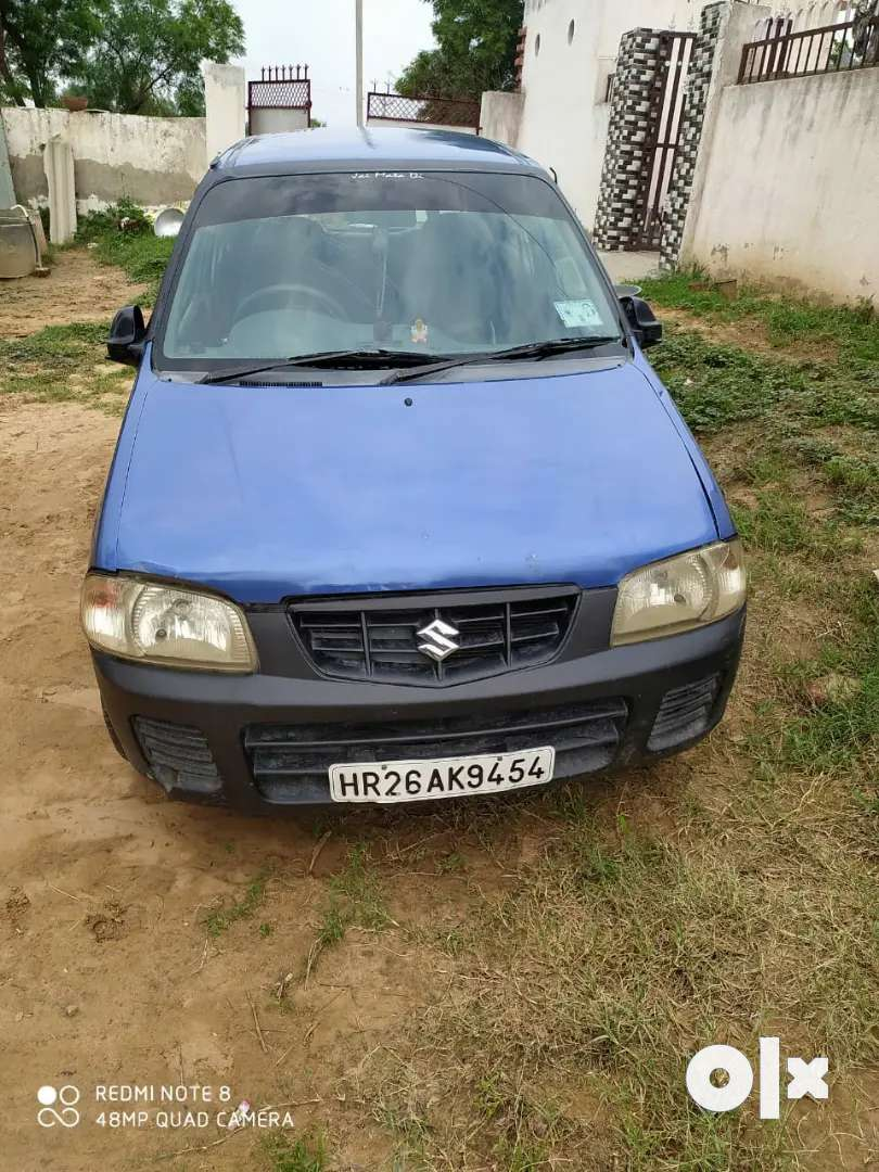 Maruti Suzuki Alto 2007 Petrol Good Condition 0